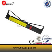 Black Fabric Printer Ribbon For Brother M4318
