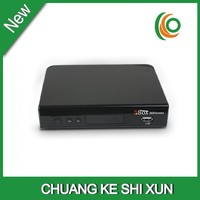 Good sales Ali M3606 shenzhen GBOX 1001 hd tv set top box, for Indonesia No need network,indonesia gbox t2