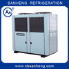 High Quality Outdoor CHF 5HP Freezing R134a Refrigeration Condensing Unit