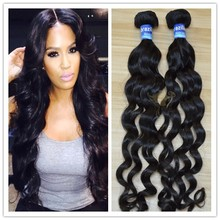 2015 new dropshipping brazilian human hair loose milky way human hair