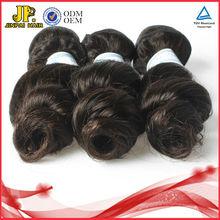 JP Indian Hair Gold Supply Hair For Blace Women Romance Curl Virgin Remy Hair