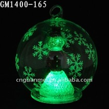 glass crafts factory wholesale christmas decorations usa