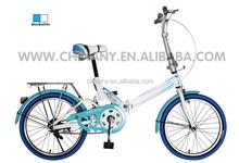 new model for children bike GB 2019 China cheap mini folding colorful bike bicycle