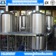 factory price of 500l electricity/steam/LPG/gas/direct fire heating beer brewery equipment micro brewing system