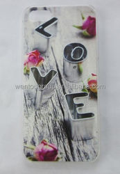 LOVE PHONE COVER FOR IPHONE 5S