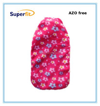 big size hot water bag with fleece cover /2500ML