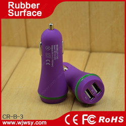 New product android phone accessories 5v usb car charger