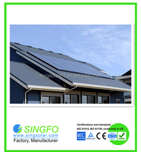 1KW 3KW 5KW Off-Grid Solar Power System/Home Solar Panel Kit 3000W 5000W 10KW Battery For House Solar Systems For House