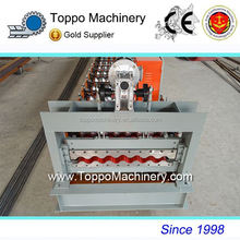 Hot Sale Corrugated Roof Panel Roll Forming Machine Promote Sales