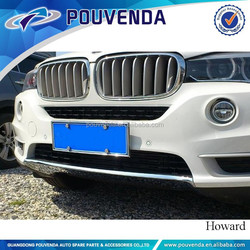cheap price for bmw X5 F15 2014 front and rear skid palte suv accessories