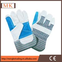 Custom Leather Craft Mechanics Gloves/Industrial Mechanics Gloves/Hand Safety Gloves