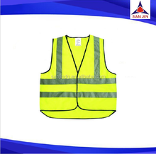 Road Safety Vest with strip