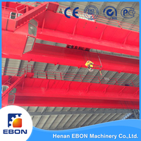 China Supplier Electrical Equipments QD Model Overhead Crane Price for Sale