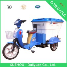 3 wheel electric bicycle 3 wheel bike taxi for sale for garbage