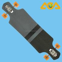 Maple Drop Through Complete 4wheels Skateboard Longboard
