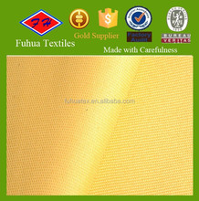 100% polyester fabric 600d pvc backing backpack material fabric