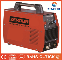 TIG/MMA portable welding machine 160/200 mos-fet diode, wholse price