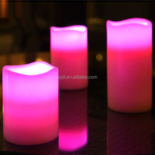 Hot Selling Flameless Wax Led Votive Candle