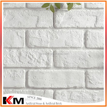 2015 Hot Sell decorative wall panels white decorative artificial brick wall panels