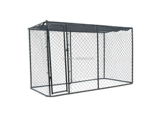 Large dog fence dog crate from processing factory