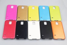 Wholesale high quality colorful Newest ultra thin tpu pu case for Samsung galaxy S5