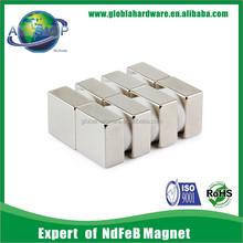 N35-N52 Neodymium block magnet/ rare earth magnets for sale