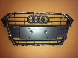 car front grille for audi A4B9