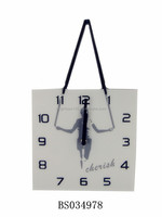 Quartz Analog Type Personalized Wall Clock Special Dial Deisgn Wall Clock For Gift Items