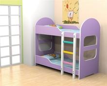 New Design Bunk Bed Modern Fashionable Kids Bed