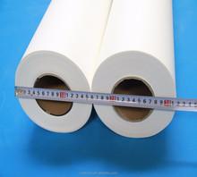 """63"""" 72"""" 100gsm sportswear application heat transfer paper roll"""