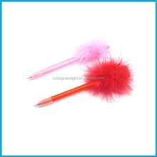 Heart Ball Pen/Feather Ball Pen/Novelty ball pen