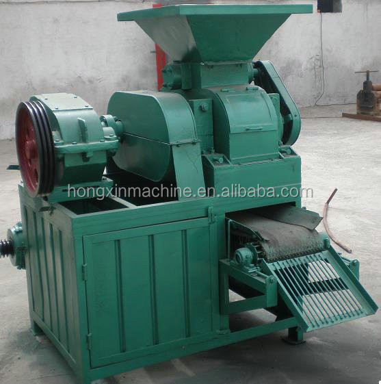 charcoal and coal poweder briquette machine .jpg