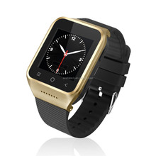 Trendy dual core android4.4 wifi 3g smart watch with high sensitive touch screen support 3G WCDMA GSM smart watch phone