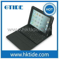 Gtide bluetooth keyboard case for ipad 3 bluetooth keyboard with holder