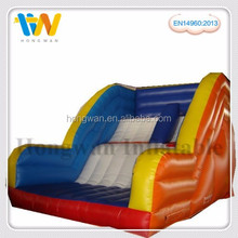 Best price mini indoor water inflatable slide inflatable toy slide for kids