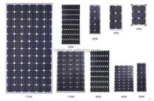 Photovaltaic Energy 200 watt solar panel with CE, ISO, TUV, CEC, MCS, UL from factory directly