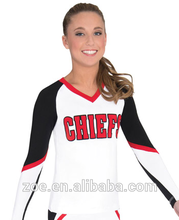 Moda cheerleader ropa chicas cheerleader uniform