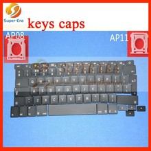 "for Macbook Pro Unibody Replacement Keyboard Key Keys 13"" 15"" & 17"" Models 79pcs FR US UK IT GR RU JP"