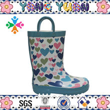 100% cheap but good quality galoshes heart full