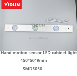 Hot selling long lifespan LED cabinet light touch