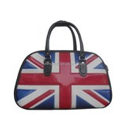 2015 Unique design Flag Golf Boston Bag for golf club T-9475