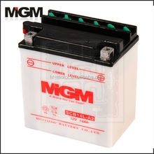 motorcycle battery SCB14L-A2,Good quality dry charged motorcycle battery