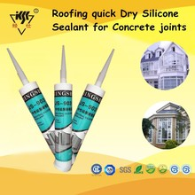 Roofing quick Dry Silicone Sealant for Concrete joints