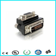 Scart vga female To Dvi male Cable Adapter