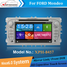 Auto Radio Car Dvd For Ford Mondeo With 3G Wifi Navigation,ipod,stereo,RDS radio