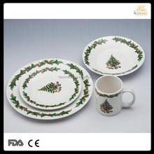 nikko happy holidays dinner plates