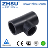 HDPE sdr11/pn16 electrical conduit tee fittings/water wasting tee