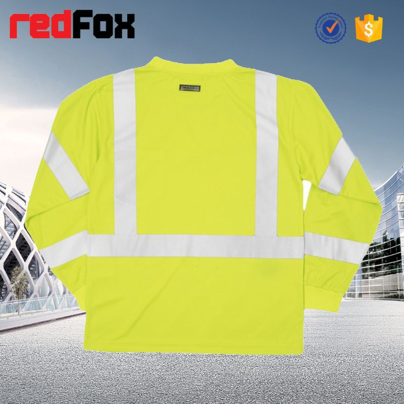 Reflective safety t shirt manufacturers in usa for T shirt distributor manufacturers