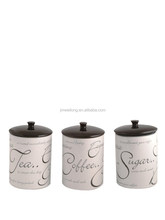 Set of 3 LFGB-Certified Metal Storage Box_OEM Food Container/Small Tin Box/Canister