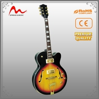 Manufacturer supply all solid wood acoustic guitar For Promotion